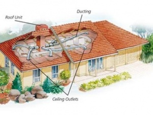 Common Questions About Ducted Evaporative Air Conditioning